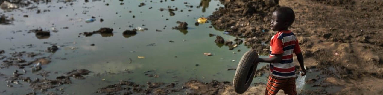 Rising black tide of oil contamination