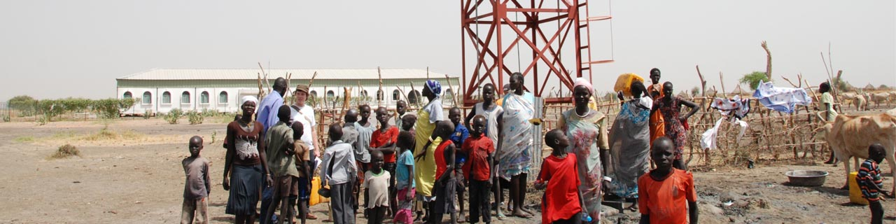 Report on South Sudan's environmental catastrophe