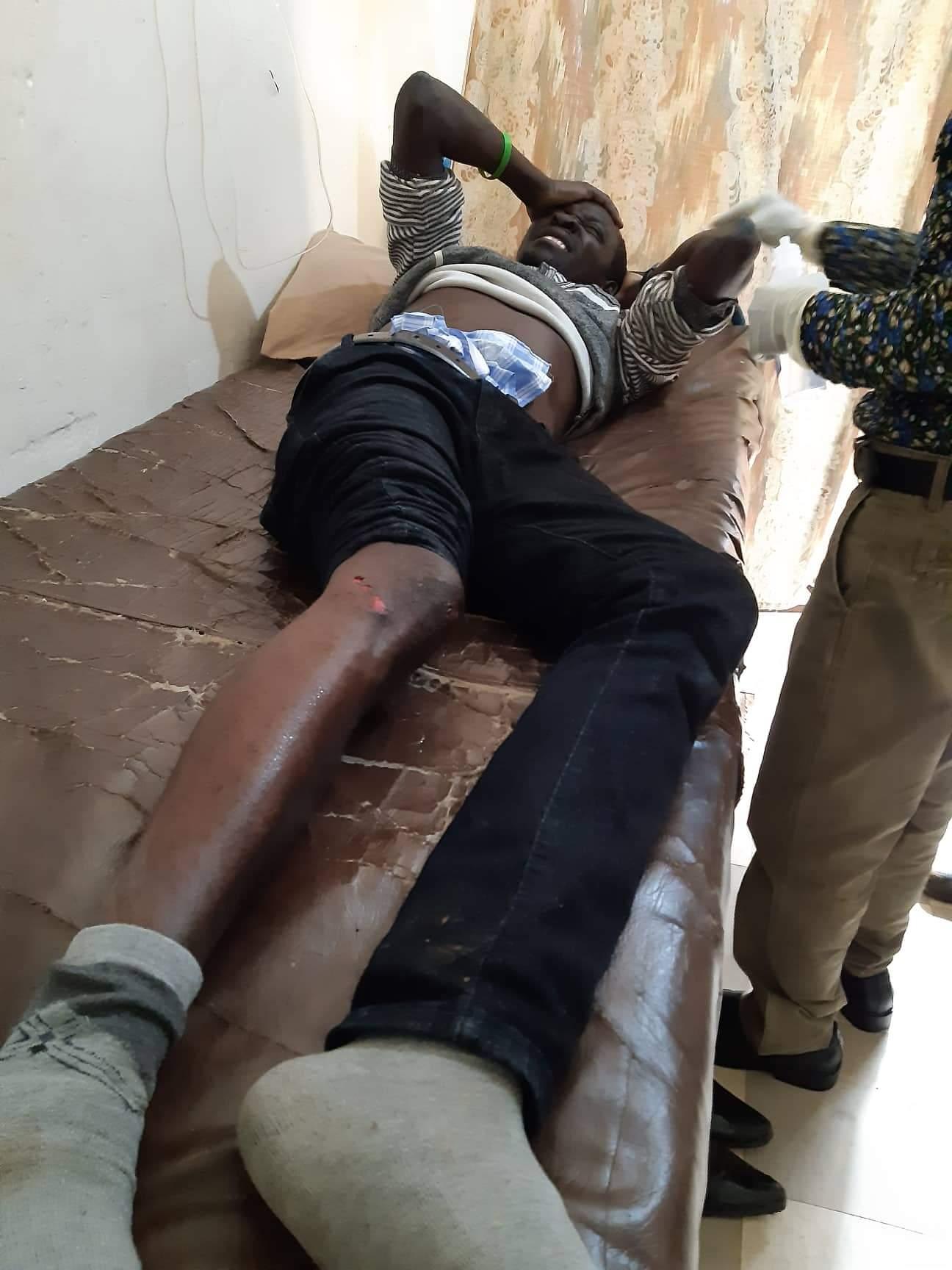 Joseph Oduha escapes kidnappers