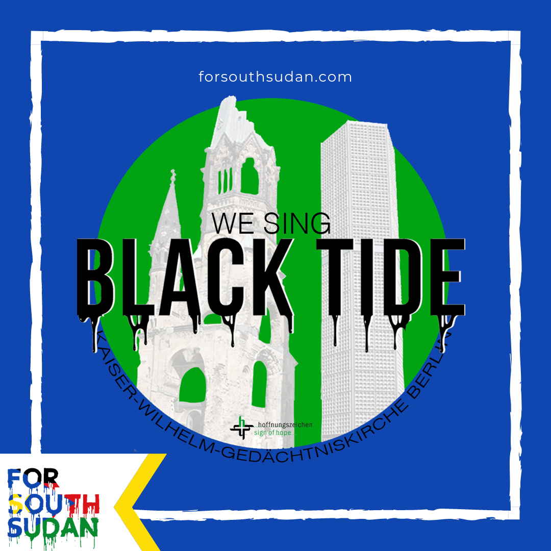 Black Tide! A song mobilizing the world to fight oil pollution