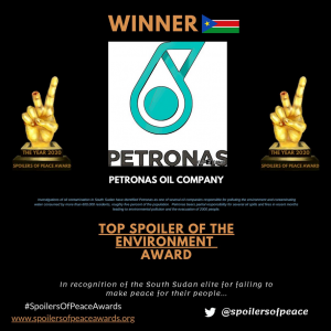 And congrats go out to Petronas partner Daimler! Way to live up to your environment and human rights standards, guys!