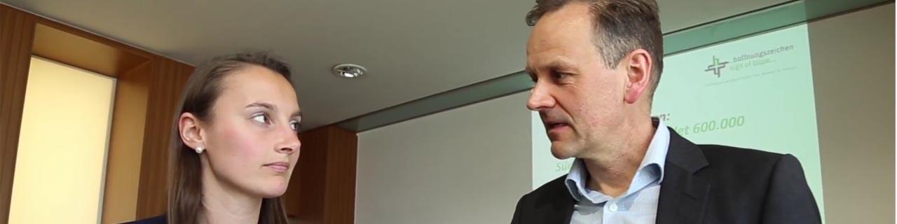 Interview with Klaus Stieglitz