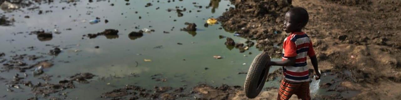 Rising black tide of oil contamination