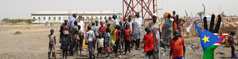 Gewalt im Südsudan