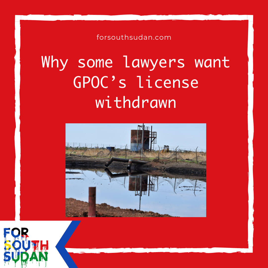 Why some lawyers want GPOC's license withdrawn