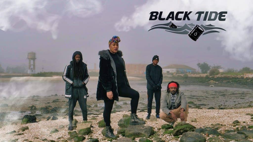 Black Tide by Rei Kongo